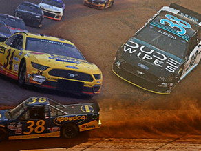 Bristol Dirt Recap: Gilliland Scores Top-5, McDowell Shows Skills, and Heartbreak Early for Alfredo