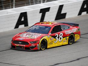 Georgia Peanut Commission Returns with Alfredo for Atlanta Motor Speedway