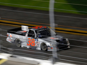 Gilliland Goes Dirt Racing with Frontline Enterprises