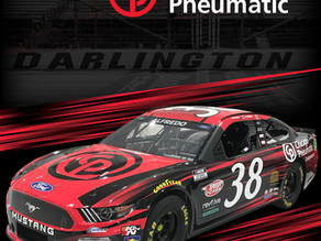 CP Compressors to Support Front Row Motorsports on Playoff Sunday