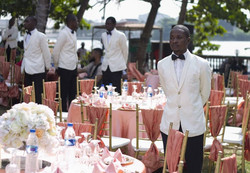 Wedding waiters