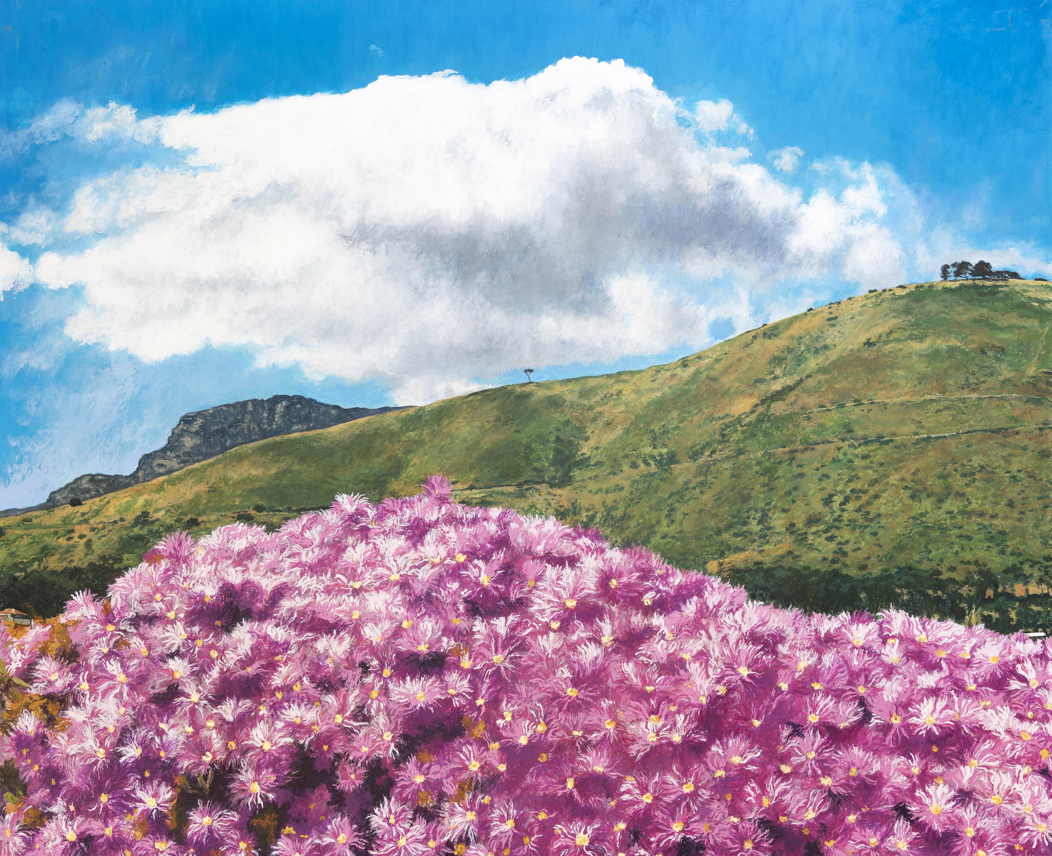 John Adam Barrow's painting