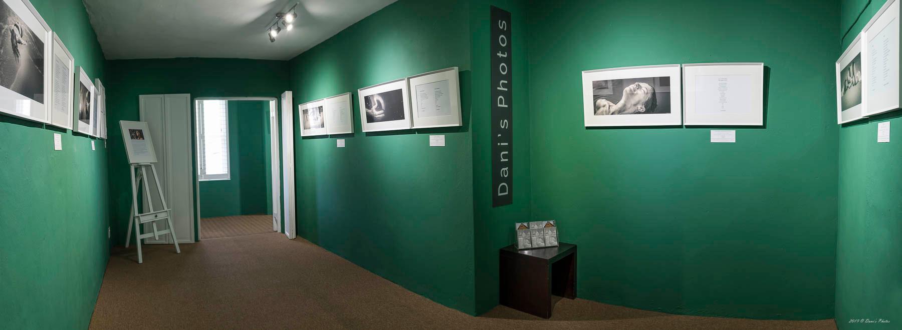 Dani's Photos exhibition