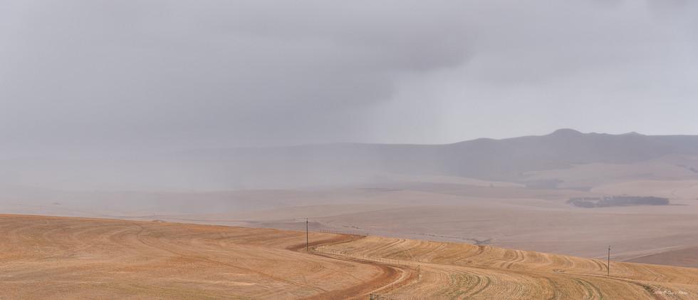 Overberg rain