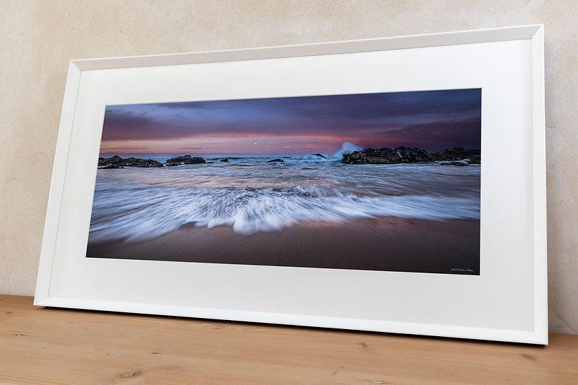 'ocean sunrise 2'