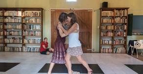 Learning to tango at Temenos