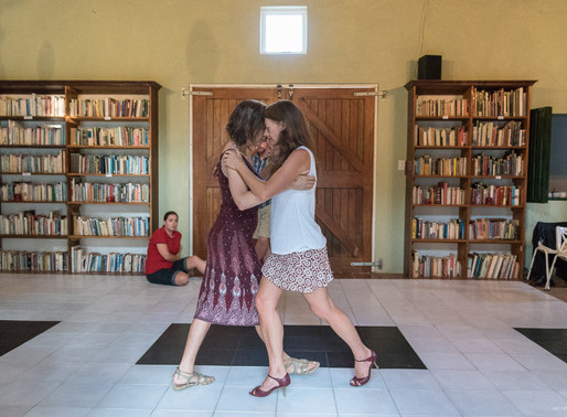 Learning to tango at Temenos