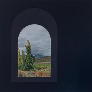 '1 arch landscape' (2018) POA