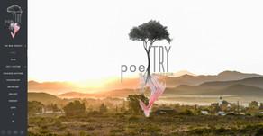 The new developed Poetry in McGregor website is online
