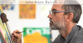 New website for Artist John Adam Barrow