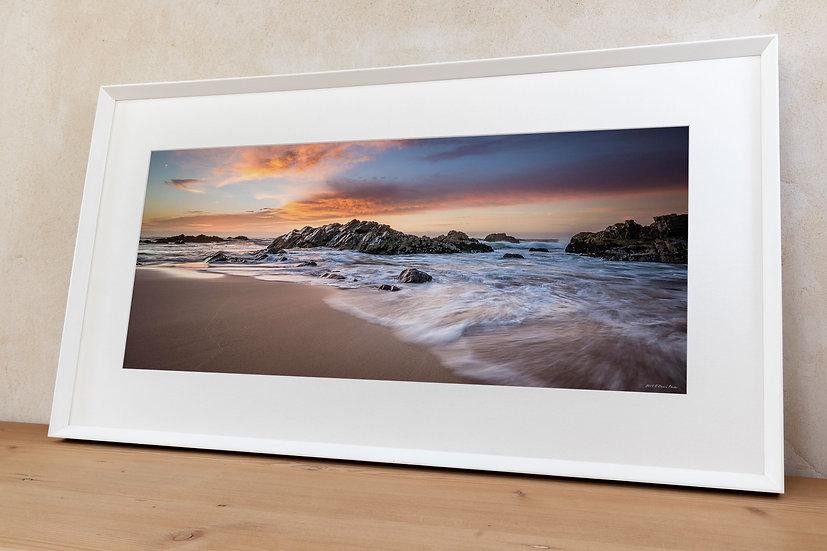 'ocean sunrise 1'
