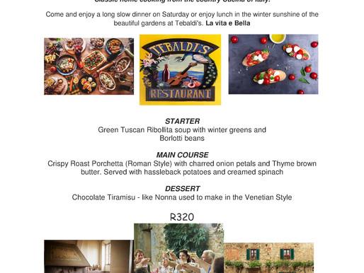9–13 Aug 2019 | ROBERTSON SLOW FOOD WEEKEND - TEMENOS LONG WEEKEND SPECIAL