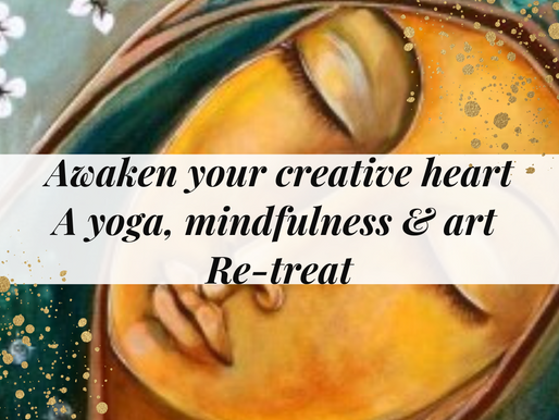22 - 24 August 2021 | Step into Spring, A yoga and mindfulness retreat - with Charney Engelbrecht
