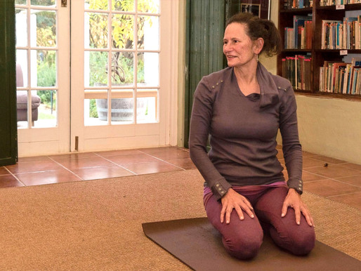 11 – 13 JUNE 2021 | A CONSCIOUS MOVEMENT RETREAT WITH CHARMAINE HORSBURGH YOGA AND BOWSPRING TEACHER