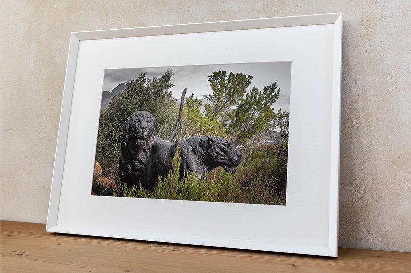 'Dylan Lewis Sculpture Garden 16'