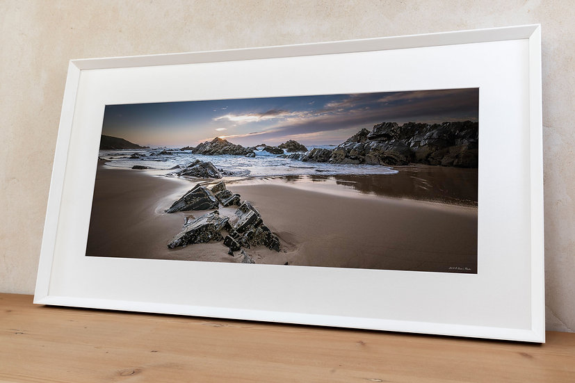 'ocean sunrise 4'