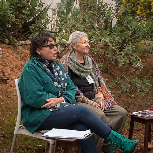 Poetry in McGregor Event #05 Hester and Suenel