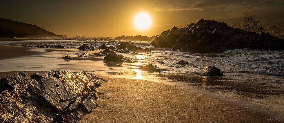 'golden beach'