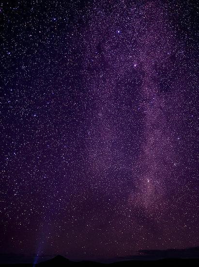 Sutherland sky