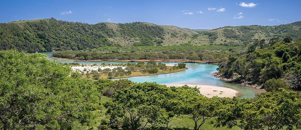 'Mthatha River mouth'