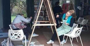 6-8 Nov 2020| Creative Art Retreats with Mary-Louise