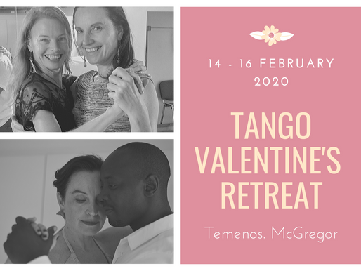 14-16 Feb 2020 | Tango Valentine's Retreat at Temenos