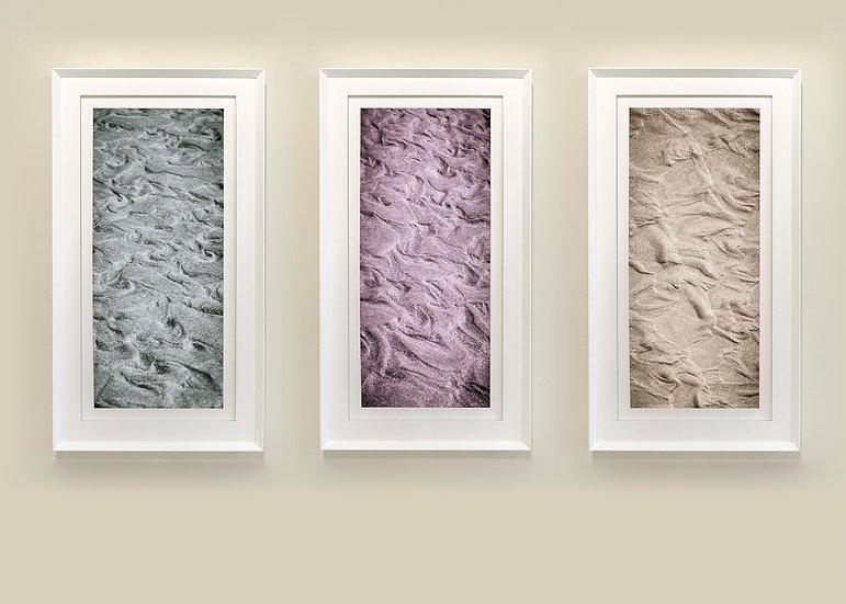 'sea sand triptych'