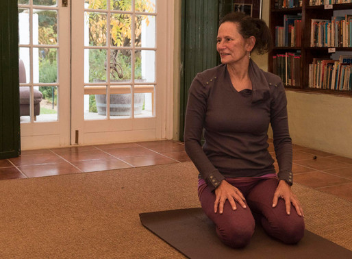 4-6 DEC 2020 | A CONSCIOUS MOVEMENT RETREAT WITH CHARMAINE HORSBURGH YOGA AND BOWSPRING TEACHER