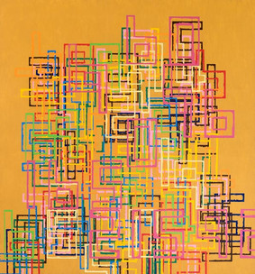 'Random numbers 1' (2013) POA