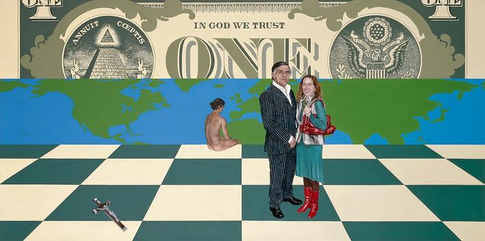 'Dollar God' (2011) POA