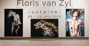 Floris van Zyl opening