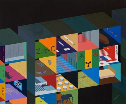 'Box life 1' (2014) POA