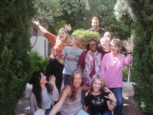 Reviews from the INNER WELLNESS RETREAT with Celeste Du Toit