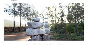 Brand new website designed for Stillness Sanctuary