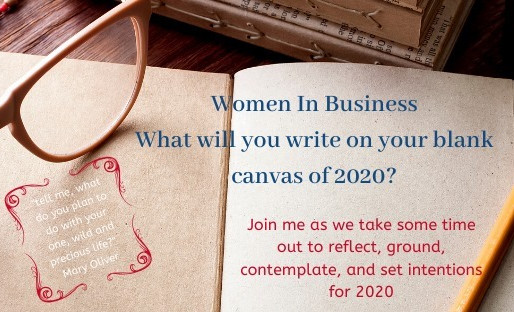 31 Jan - 3 Feb | 2020 Women in Business - Creating peace and clarity for 2020