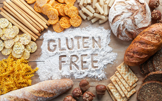 Gluten & Dairy Allergies