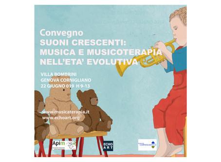 Suoni Crescenti: Musica e Musicoterapia nell'età evolutiva
