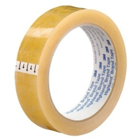 "Transparent Tape, 1"" x 2592"", 3"" Core, Clear"