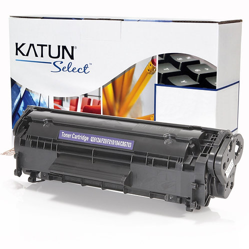 CB435A Cartucho de Toner Negro Katun Select