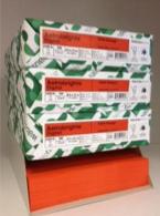 PAPEL BOND ORBIT ORANGE 24LBS RM/500HJS