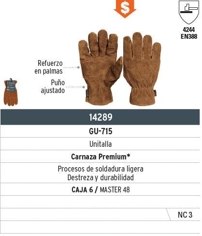 Guantes de electricista GU-715