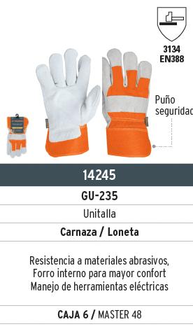 Guante de construcción GU-235