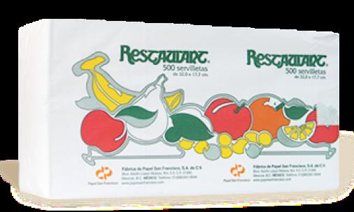SERVILLETA RESTAURANT C/500 PQ