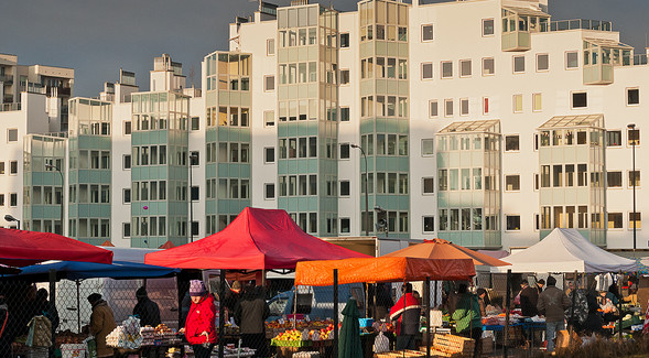 Piotr Grochala (Poland) - Bazar na bloko