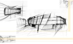 ANSA - Tasarım Sürecinden Eskizler