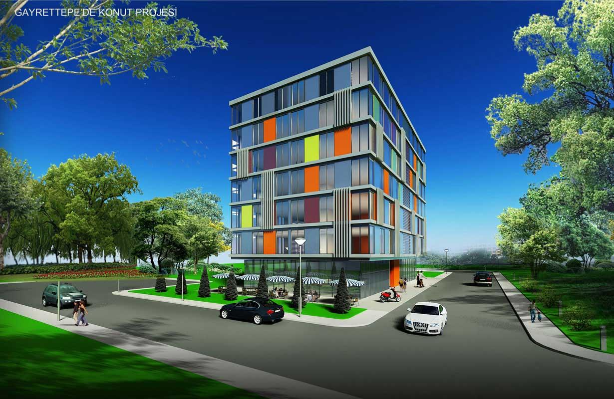ANSA Mimarlık Tasarım Dekorasyon6
