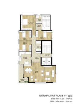 ANSA Mimarlık Tasarım Dekorasyon - P