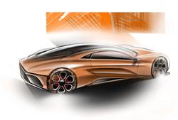 orange spor car 3