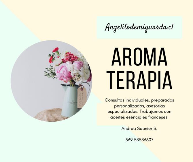 Aromaterapia: Consultas individuales