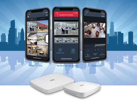 Controlar alarmas y vídeos desde una aplicación ya es posible con RISCO Group